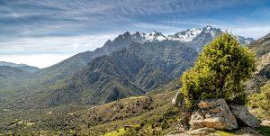 Radonnées Corse