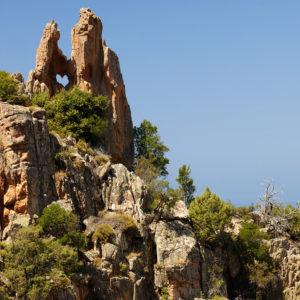 Randonnée Piana Corse